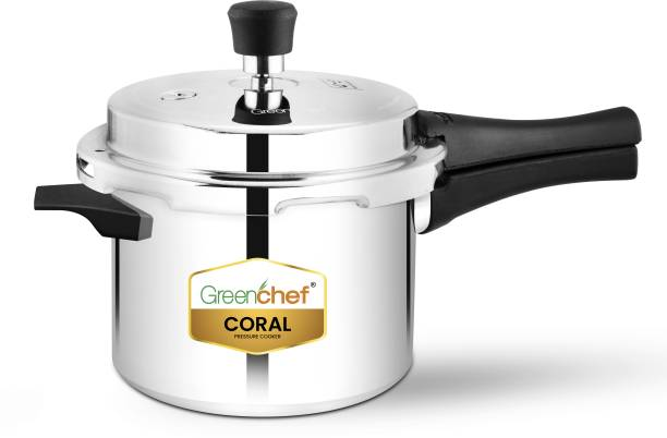 Greenchef Coral 5 L Induction Bottom Pressure Cooker