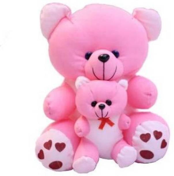 fluffies Cute Nylex Mother Teddy Bear  - 40 cm