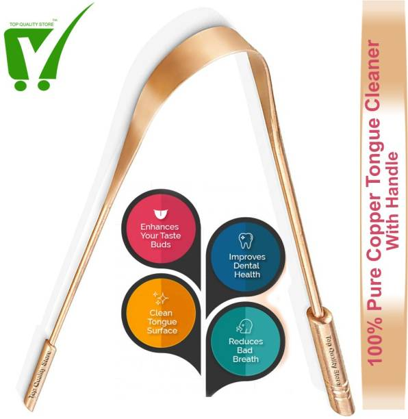 Top Quality Store Copper Tongue Cleaner