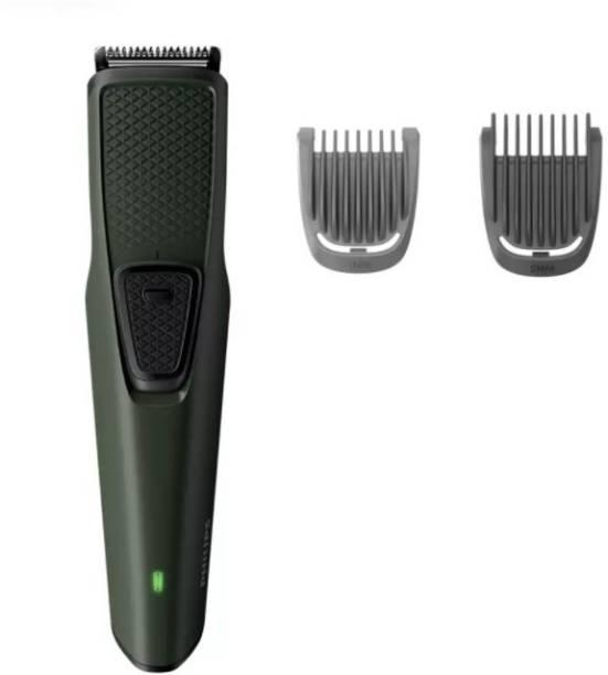 PHILIPS BT1230/15 Beard Trimmer  Runtime: 30 min Trimmer for Men