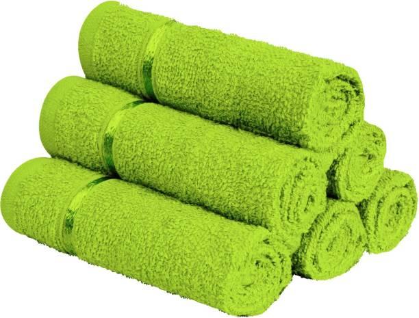 Story@home Cotton 450 GSM Face Towel Set