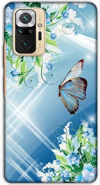 itrusto Back Cover for RedMI Note 10S