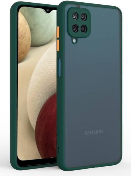 MECase Back Cover for Samsung Galaxy M12, Samsung Galaxy F12