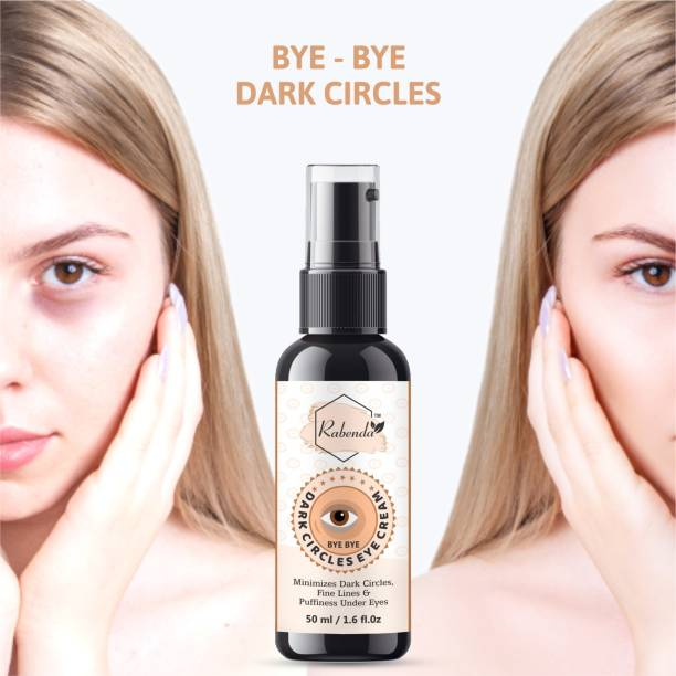 RABENDA Dark Circles Eye Cream- (Pack of 2)