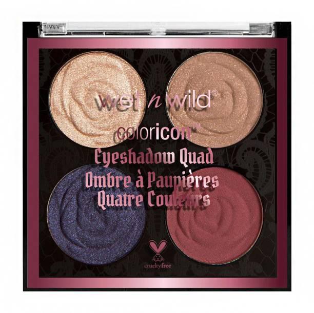 Wet n Wild Color Icon Eyeshadow Quad- Shade 2 4.8 g