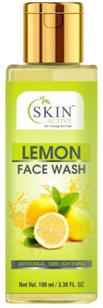 Skin Active Lemon Face wash Face Wash