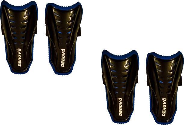 DENOVO Club Football Shin Guard Large Size (2 Pairs) Football Shin Guard