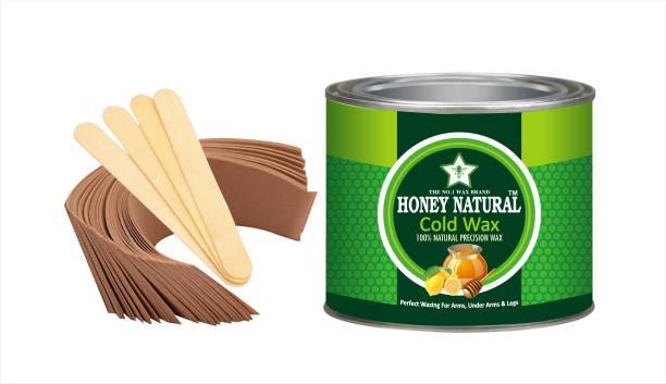 Honey Natural COLD WAX WAX 600G WAX COLD WAX Wax