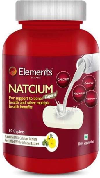 ELEMENTS WELLNESS NATCIUM 60 CAPSULE