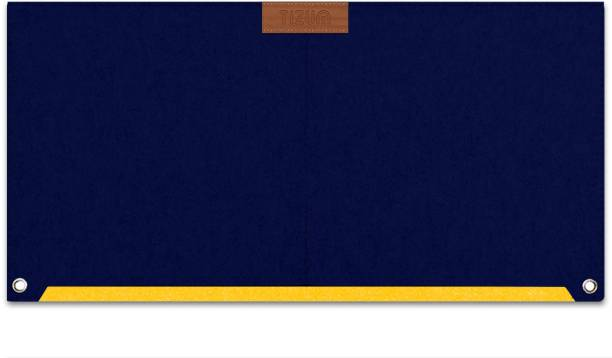 Tizum Z57 Large Felt Desk Mat Mouse Pad for Office & Gaming with 2 Pockets – 635 * 330 mm Mousepad