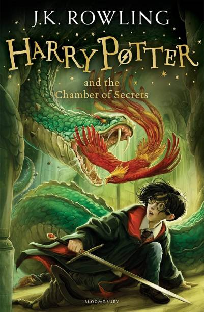 Harry Potter And The Chamber Of Secrets (Harry Potter 2) (Paperback, J. K. Rowling)