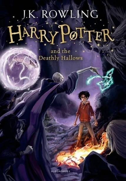 Harry Potter And The Deathly Hallows (English, Paperback, Rowling J.K.) (Paperback, Rowling J.K.)
