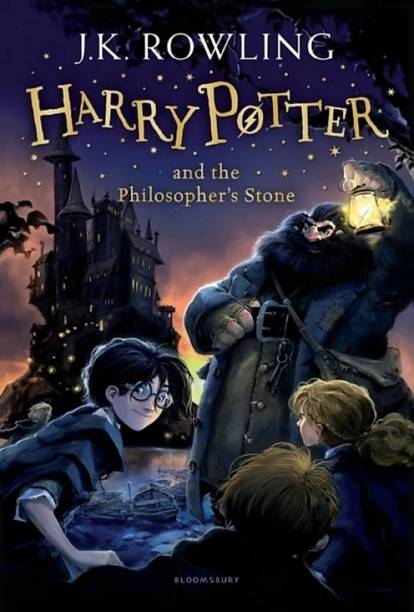 Harry Potter And The Philosopher's Stone (Paperback, J. K. Rowling)