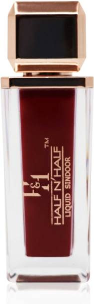 Half N Half Divine Look Liquid Sindoor E-27 Maroon Sindoor