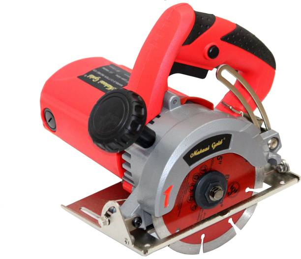 Digital Craft 125mm High Power Multi-function Electric Marble Tile Brick & Wood Cutter Saw Handheld Tile Cutter