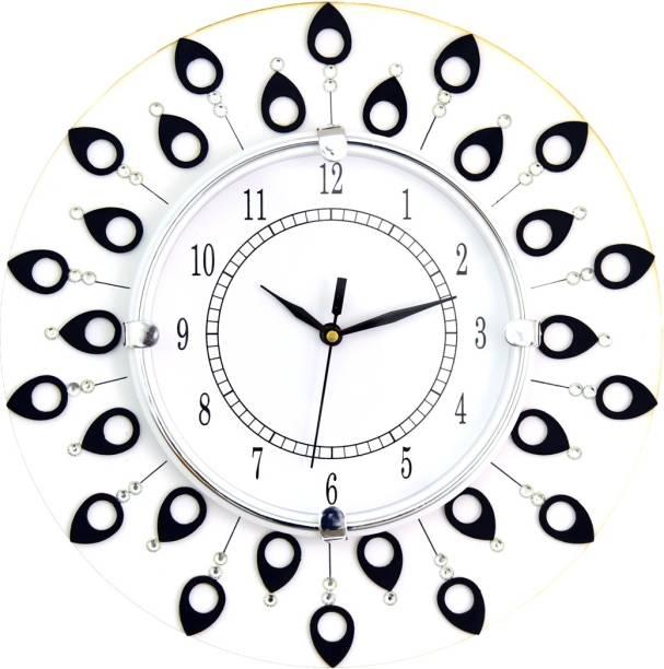 KWF INTERNATIONAL Analog 30 cm X 30 cm Wall Clock