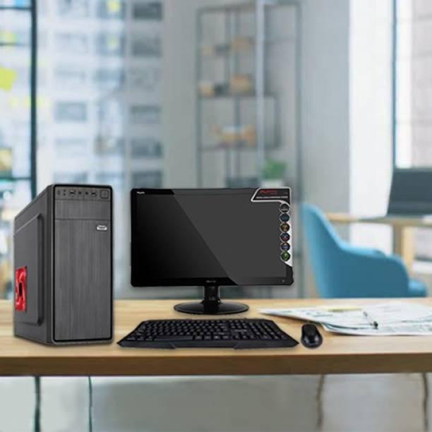 brozzo BROZOO T SERIES Core 2 Duo (4 GB DDR2/500 GB/120 GB SSD/Windows 7 Professional/15 Inch Screen/1703)