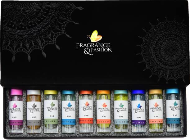 Fragrance & Fashion Editor's Special Combo Herbal Attar
