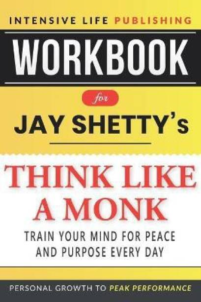 Workbook for Jay Shetty's Think Like a Monk