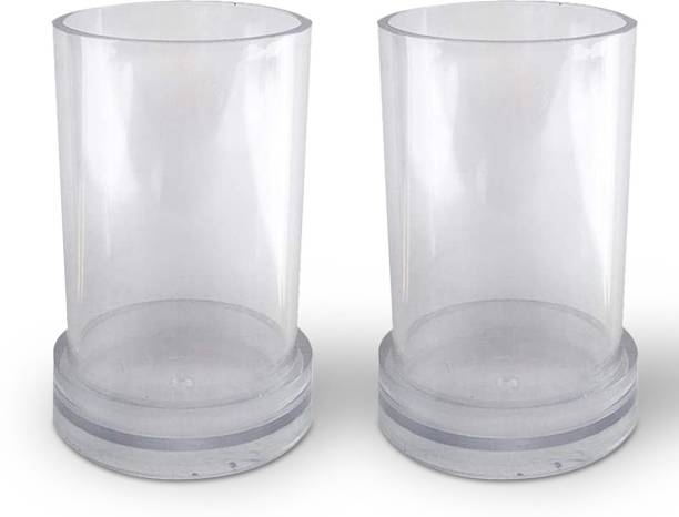 AuraDecor Regular Fiber Glass Candle Moulds
