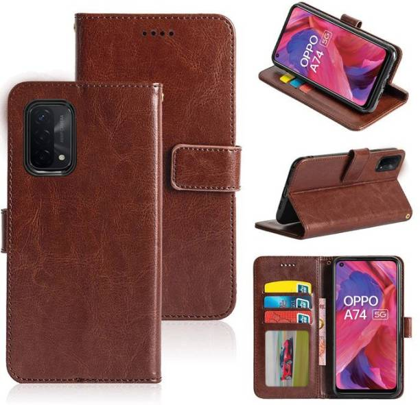 BOZTI Back Cover for Oppo A74 5G