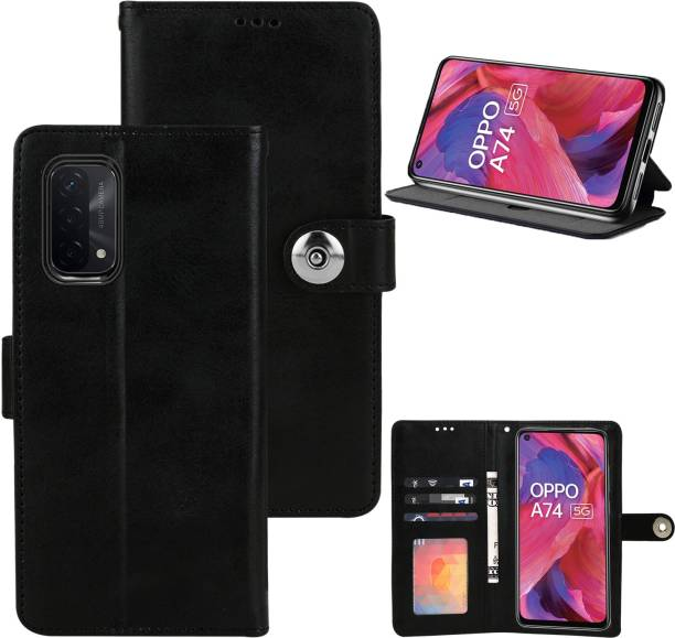 WEBKREATURE Back Cover for Oppo A74 5G