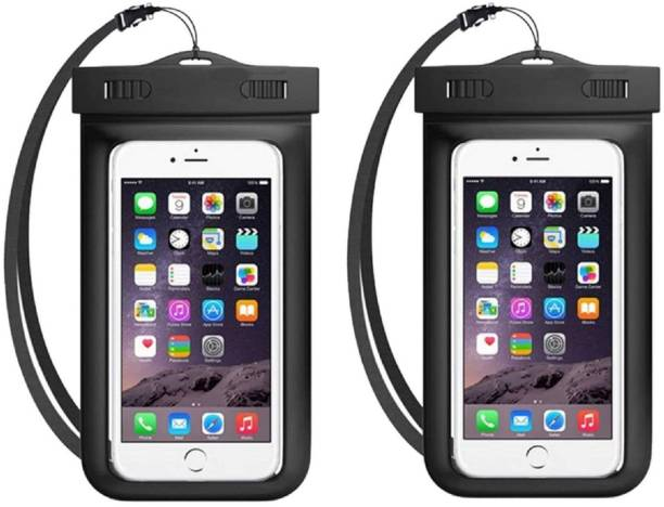 B BOZZBY Pouch for VONITY waterproof Mobile pouch cover combo, transparent Cell Phonecase, Underwater Rain Pack-2