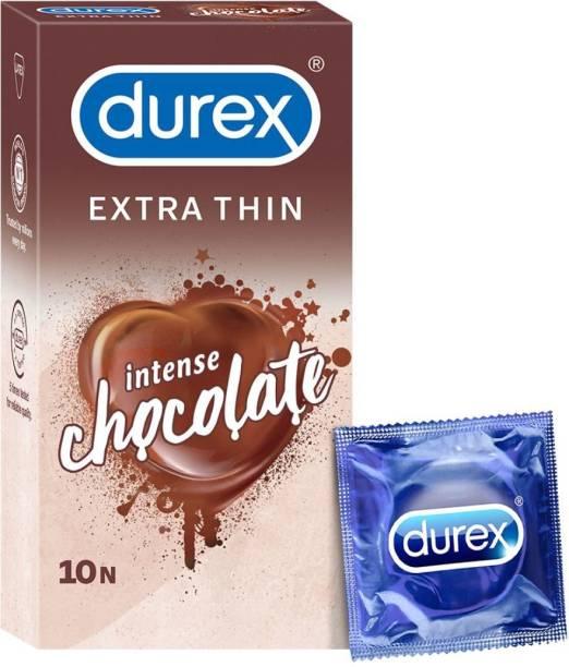 DUREX Extra Thin Intense Chocolate Flavored Condom