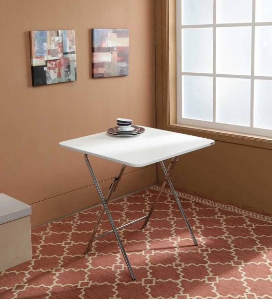 Woodware Engineered Wood 4 Seater Dining Table