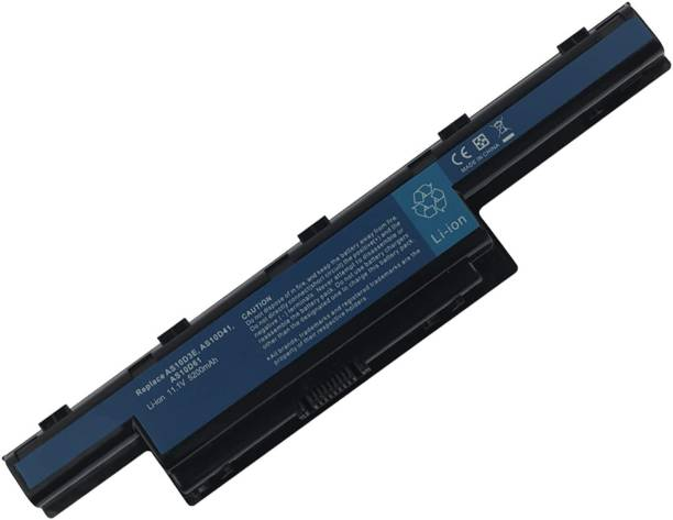 Regatech Acr Travel Mate P253-E, P253M, P253-M, P253MG 6 Cell Laptop Battery