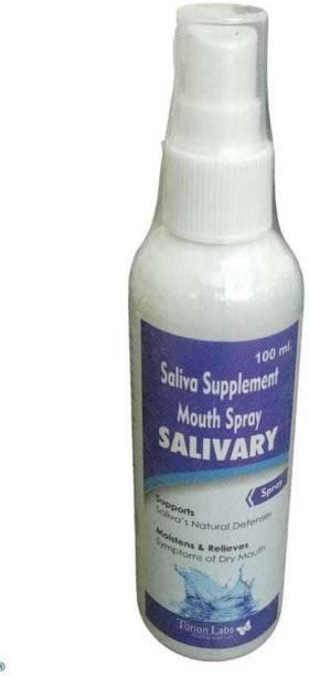 salivary Artificial saliva mouth spray - Tasteless