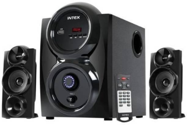 Intex 2.1 SHINE FMUB BLUTOOTH 45 W Bluetooth Home Theatre
