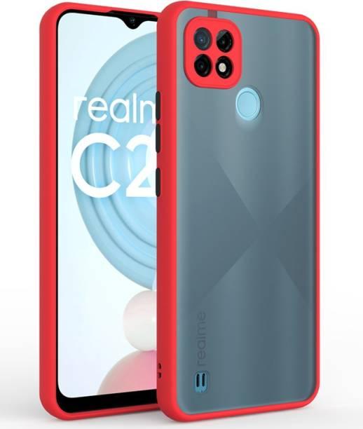 MECase Back Cover for Realme C21