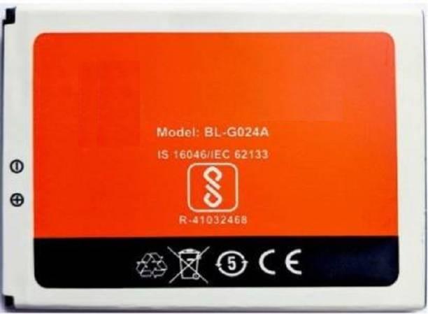TECHQPMENT Mobile Battery For  GIONEE Gionee F103 Pro BL-G024A 2400mAh (Premium Quality)