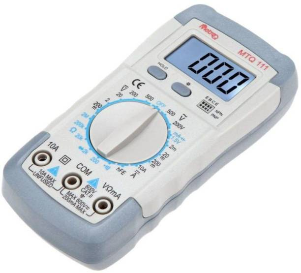 SIGMA Metro-Q 111 Digital Multimeter (Full Range Protection) Digital Multimeter