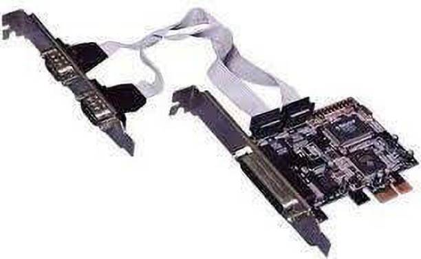 Enter PCI EXPRESS 2PORT SERIAL & 1 PORT PARALLEL CARD Network Interface Card