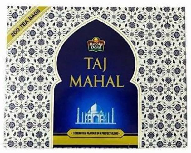 Taj Mahal TEA BAGS Flavour Perfect Blend Tea Bags Box