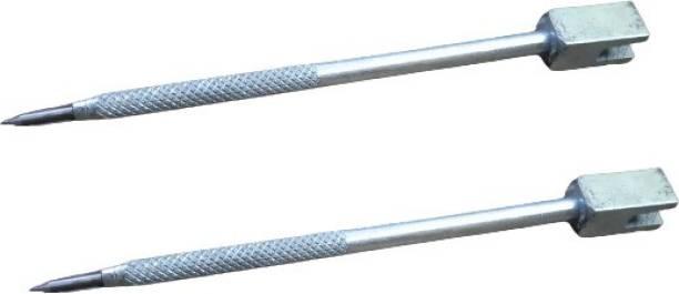 FIXKIT Silver U-Shape Pack Of 2 Handheld Tile Cutter
