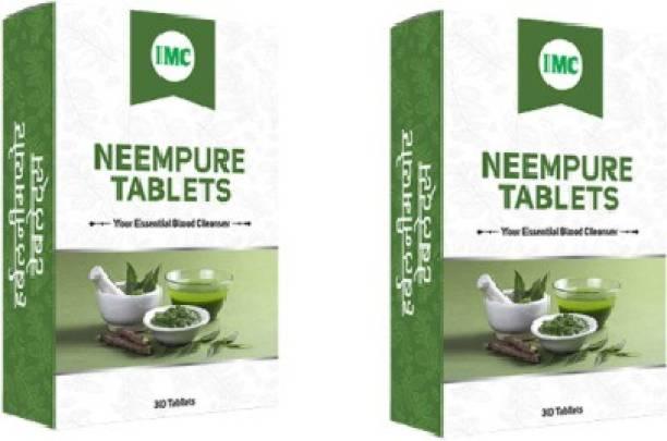 IMC HERBAL NEEM PURE TABLETS