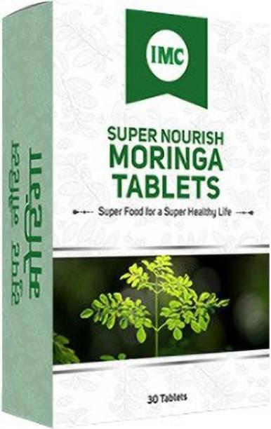 IMC Super Nourish Moringa Tablets