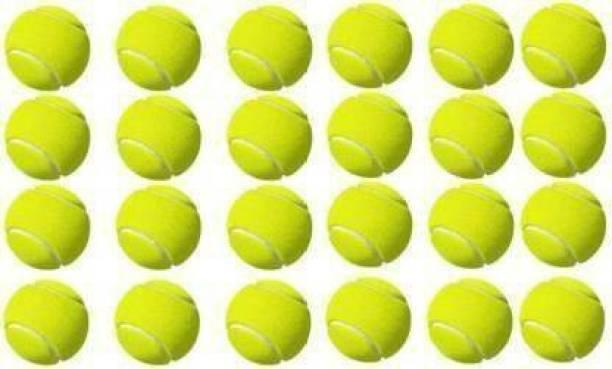 MRX Light Weight Green Colour Tennis Ball Tennis Ball