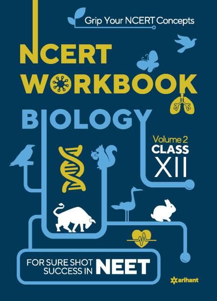 NCERT WORKBOOK Biology Volume 2 Class 12