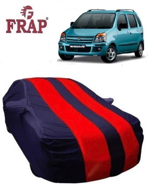 Frap Car Cover For Maruti Suzuki WagonR (With Mirror Pockets)