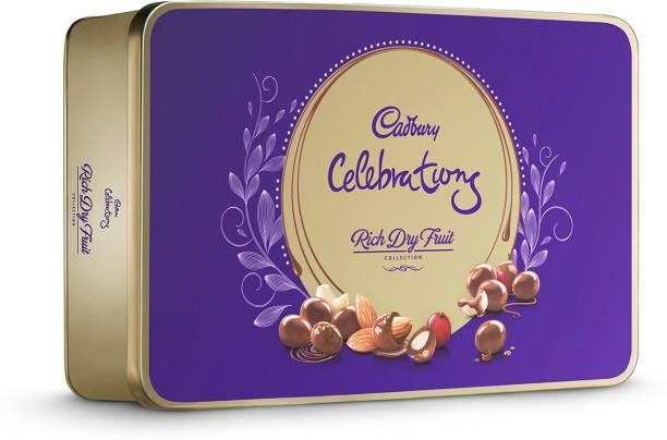 Cadbury Celebrations Rich Dry Fruit Collection Truffles