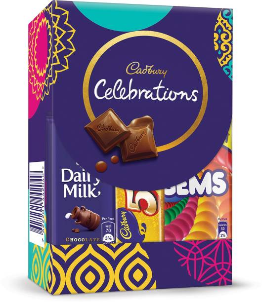 Cadbury Celebrations Bars, Crackles