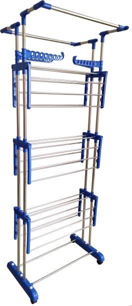 TNC Steel Floor Cloth Dryer Stand JB2SS-0001