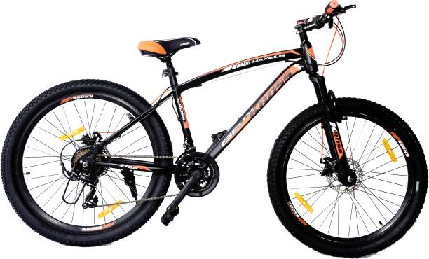 Kross Maximus Pro Suspension with Dual Disc Brakes 21 Speed 26 T Mountain/Hardtail Cycle