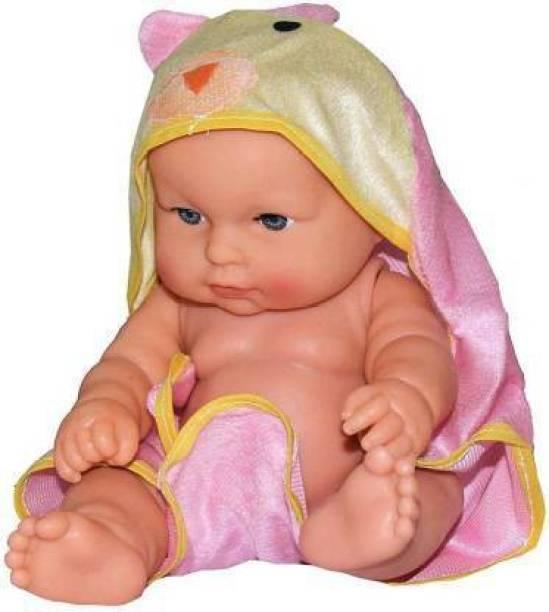 monakarshti Cute Little Towel Baby Doll (Junior)