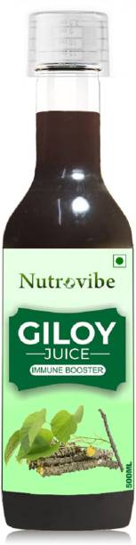 Nutrovibe Giloy Juice for Boost Immunity