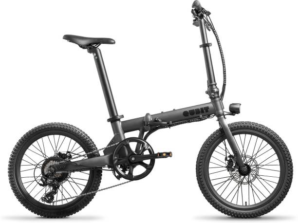 QUBIT X2 20 inches 7 Gear Lithium-ion (Li-ion) Electric Cycle